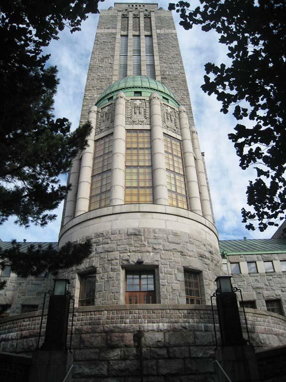 Kallio Kerk (foto door Anoniem)