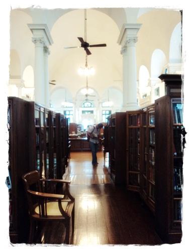 de Nelson Hays Library