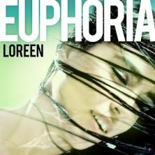 Loreen met de titel van haar liedje