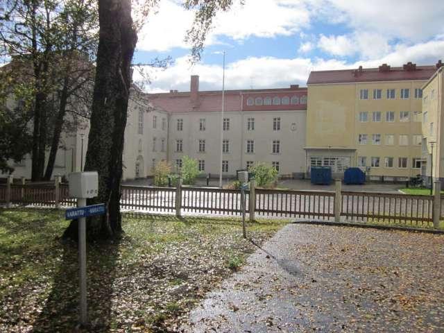 Het VWO gebouw