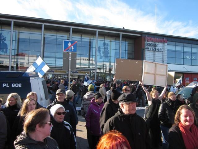 Demonstratiestilte